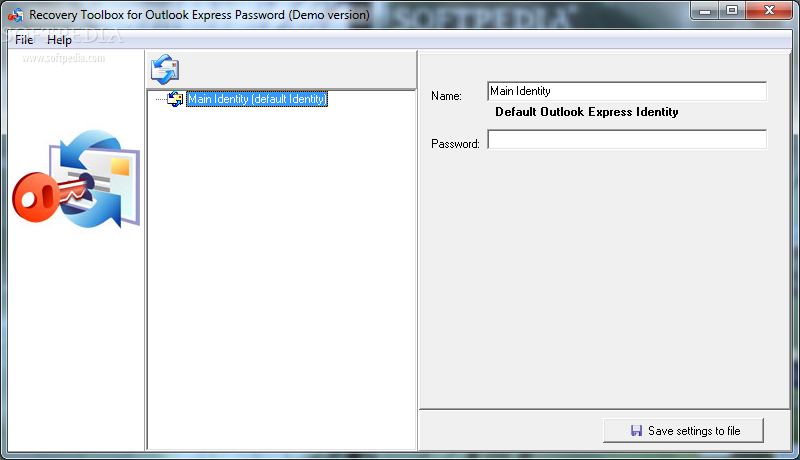 Images of Recovery Toolbox For Outlook Express Password Downloads.